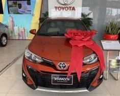 Bán xe Toyota Yaris năm 2019, màu đỏ, nhập khẩu nguyên chiếc, 630 triệu giá 630 triệu tại Tp.HCM