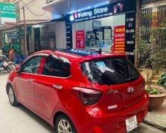 Bán Hyundai Grand i10 1.0 MT 2015, màu đỏ, nhập khẩu nguyên chiếc   giá 285 triệu tại Bắc Ninh