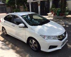 Bán xe Honda City sản xuất năm 2014, màu trắng, BSTP giá 445 triệu tại Tp.HCM