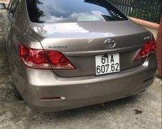 Bán Toyota Camry 2.4G đời 2007, màu đồng giá 495 triệu tại Bình Dương