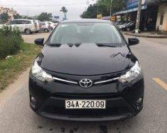 Bán Toyota Vios năm 2017, màu đen số sàn, 380tr giá 380 triệu tại Hải Dương