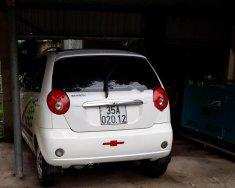 Bán ô tô Chevrolet Spark 2009, màu trắng giá 94 triệu tại Ninh Bình