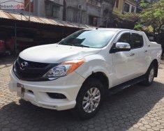 Bán Mazda BT 50 sản xuất năm 2015, màu trắng  giá 499 triệu tại Hà Nội