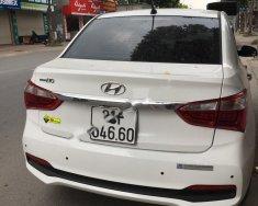 Cần bán xe Hyundai Grand i10 2018, màu trắng xe gia đình giá 385 triệu tại Hà Nội
