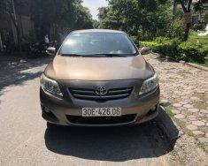 Bán Toyota Corolla altis đời 2008, màu vàng cát giá 415 triệu tại Hà Nội