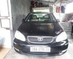 Chính chủ bán Toyota Corolla altis sản xuất năm 2008, màu đen giá 315 triệu tại Nam Định