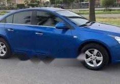 Bán Chevrolet Cruze sản xuất năm 2010, màu xanh lam, số sàn  giá 298 triệu tại Hải Dương
