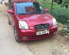 Bán xe Kia Morning năm 2008, màu đỏ, nhập khẩu chính chủ giá cạnh tranh giá 125 triệu tại Hà Nội