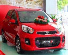 Bán Kia Morning sản xuất 2019, màu đỏ giá cạnh tranh giá 393 triệu tại Quảng Nam