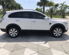 Cần bán xe Chevrolet Captiva LTZ T12/ 2009, màu trắng, số tự động giá 355 triệu tại Đà Nẵng