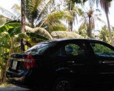 Bán Daewoo Gentra năm 2009, màu đen, nhập khẩu nguyên chiếc giá 195 triệu tại Tiền Giang