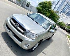 Hilux 2,5 2012 5 chỗ máy dầu 100km 8 lít, xe nhà xài kĩ, có đủ đồ giá 345 triệu tại Tp.HCM