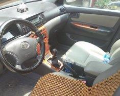 Bán Toyota Corolla altis 1.8G MT sản xuất 2008, màu đen  giá 365 triệu tại Hà Nội