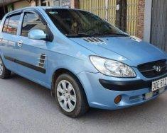 Bán Hyundai Getz 1.1MT đời 2010, màu xanh lam, nhập khẩu  giá 215 triệu tại Hà Nội