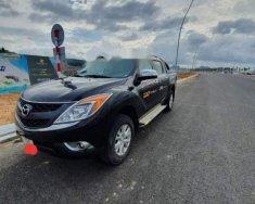 Nâng đời cần bán Mazda BT 50 sản xuất 2014, màu đen, 450 triệu giá 450 triệu tại Quảng Ninh