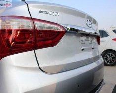Cần bán xe Hyundai Grand i10 1.2 MT 2019, màu bạc, mới 100%, giao ngay giá 390 triệu tại Tp.HCM