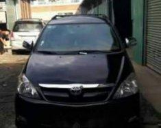 Bán Toyota Innova G đời 2008, màu đen số sàn, giá 400tr giá 400 triệu tại Cần Thơ