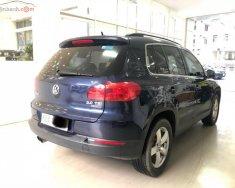 Bán xe Volkswagen Tiguan cũ - Màu xanh, nội thất nâu - Nhập khẩu nguyên chiếc từ Đức giá 990 triệu tại Tp.HCM