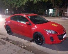 Cần bán gấp Mazda 3 S đời 2014, màu đỏ, máy móc giá 480 triệu tại Thái Nguyên