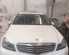Bán Mercedes C250 1.8 AT đời 2014, màu trắng chính chủ giá 799 triệu tại Hà Nội