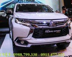 Giá xe Pajero Sport máy dầu, xe nhập, 7l/100km, góp 80%xe, LH Lê Nguyệt: 0911.477.123 - 0988799330 giá 980 triệu tại Quảng Nam