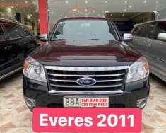 Bán xe Ford Everest năm sản xuất 2013, màu đen giá 470 triệu tại Vĩnh Phúc