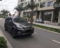 Bán Toyota Fortuner 2016 tự động xám chì xe gia đình chính chủ giá 695 triệu tại Tp.HCM