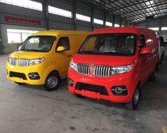 Xe tải Dongben Van 5 chổ ngồi 490 kg ,đi vào thành phố 24/24 giá 285 triệu tại Tp.HCM