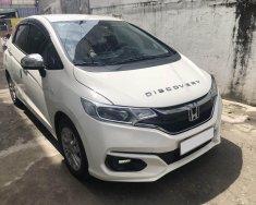 Bán xe Honda Jazz 2019 số tự động màu trắng 5 chỗ, đi 6000 km giá 535 triệu tại Tp.HCM