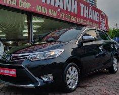 Cần bán xe Toyota Vios 1.5G 2016, màu đen giá 510 triệu tại Hà Nội