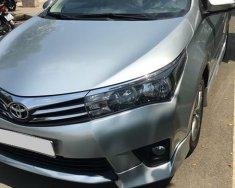 Cần bán xe Toyota Altis 2015 số sàn màu bạc, đi 43.000 Km giá 545 triệu tại Tp.HCM