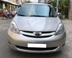 Đổi xe mới cần bán Sienna 2009, số tự động, bản LE, nhập mỹ, màu bạc giá 515 triệu tại Tp.HCM