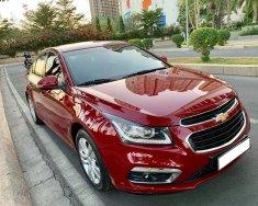 bán xe Chevrolet Cruze 2017 Ltz số tự động màu đỏ, đồng hồ 39.000 Km giá 496 triệu tại Tp.HCM