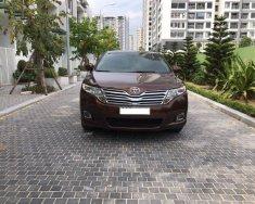 Gia đình cần bán Toyota Venza 2009 nhập Mỹ màu nâu, xe gia đình sử dụng ít, giá 776 triệu tại Tp.HCM