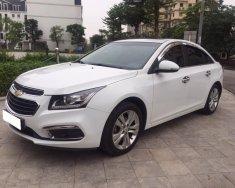 Gia đình cần bán xe Cruze LTZ 2018, số tự động, màu trắng giá 487 triệu tại Tp.HCM
