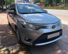 Bán Toyota Vios 2017 số sàn màu Bạc gia đình đi kỹ giá 443 triệu tại Tp.HCM