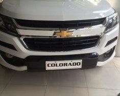 Cần bán Chevrolet Colorado 2.5L VGT 4x4 AT LTZ HC sản xuất 2018, màu trắng, nhập khẩu nguyên chiếc giá 819 triệu tại Đà Nẵng