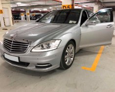 bán xe Mercedes S400 Hybrid 2012 màu bạc giá 1 tỷ 85 tr tại Tp.HCM