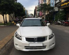 bán xe Honda Accord 2007 nhập nhật, màu trắng ca mai giá 466 triệu tại Tp.HCM