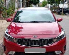 Cần bán xe Kia Cerato 2018 số tự động màu đỏ bstp chính chủ giá 558 triệu tại Tp.HCM