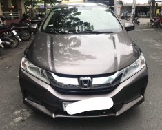 Cần bán xe Honda City 2018 số sàn màu xám giá 433 triệu tại Tp.HCM