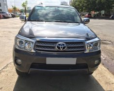 Nhà mình cần bán xe Toyota Fortuner 2010 máy xăng số tự động giá 498 triệu tại Tp.HCM