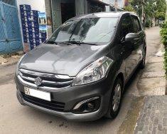 Cần bán xe Suzuki Ertiga 2017 số tự động màu xám chì giá 415 triệu tại Tp.HCM