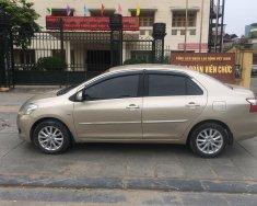 Chính chủ bán xe TOYOTA VIOS 1.5E màu ghi vàng, sx cuối 2011, 1 chủ sử dụng giá 285 triệu tại Hà Nội