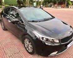 Gia đình cần bán Kia cerato 2016, số sàn, màu đen, gia đình sử dụng giá 448 triệu tại Tp.HCM