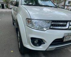 Đổi xe mới cần bán Pajero 2015, số tự động, máy V6, màu trắng giá 513 triệu tại Tp.HCM