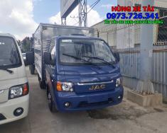 Bán xe tải JAC 1T25 thùng dài 3m2 giá khuyến mãi giá 280 triệu tại Đồng Nai