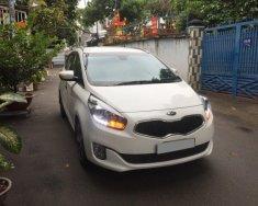 Cần bán xe Kia Rondo 2016 số tự động máy xăng, xe màu trắng còn rất mới giá 536 triệu tại Tp.HCM