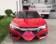 Bán Honda Civic 2018 bảng 1.8 tự động màu đỏ may mắn giá 719 triệu tại Tp.HCM