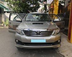 Cần bán xe Toyota Fortuner 2015, số sàn, máy dầu, màu bạc zin giá 795 triệu tại Tp.HCM